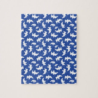 Birds Drawing Pattern Design Jigsaw Puzzle