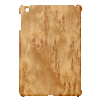 Birds Eye Maple Case For The iPad Mini