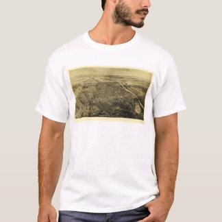 Bird's Eye View of Macon, Georgia (1912) T-Shirt