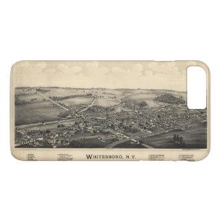 BIrd's Eye View of Whitesboro, New York (1891) iPhone 7 Plus Case