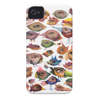 Birds Eyes BlackBerry Bold Case