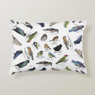 Birds garden decorative cushion