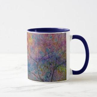 Birds Impressionist Art Mug
