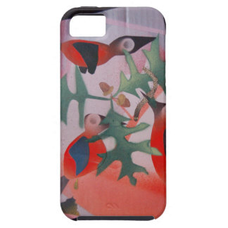 Birds In A Tree iPhone 5 Cases