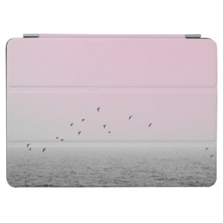 Birds in fog iPad air cover