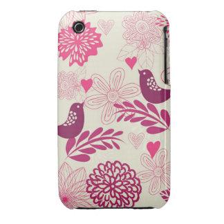 birds in love iPhone 3 Case-Mate cases