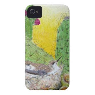 Birds in the desert iPhone 4 Case-Mate cases