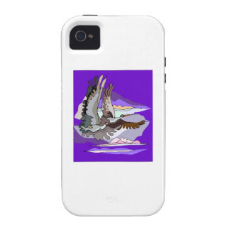 Birds In The Sky iPhone 4/4S Cases