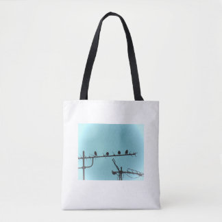 Birds istanbul photo bag