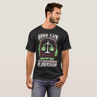 Birds Law Kelly E associates T-Shirt