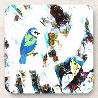 Birds Life by RT Mop Coaster