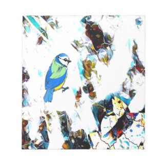Birds Life by RT Mop Notepad