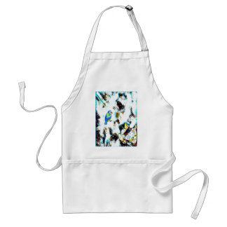 Birds Life by RT Mop Standard Apron