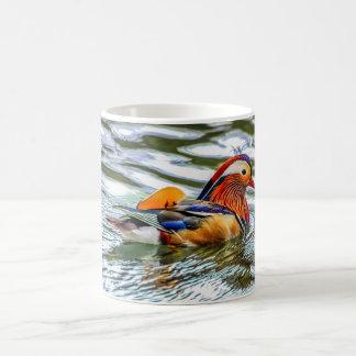Birds Mug - Mandarin Duck