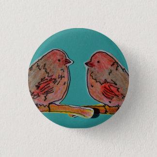 Birds of a Feather Button