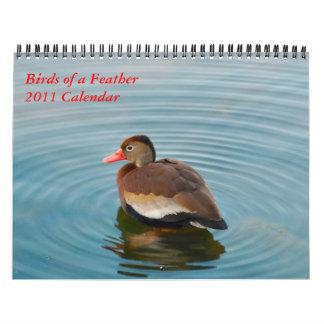 Birds of a Feather Calendars