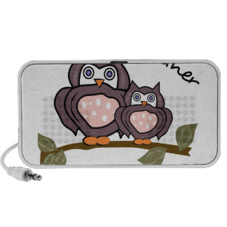Birds Of A Feather iPhone Speaker
