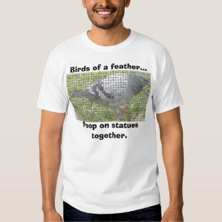 Birds of a Feather Tshirts