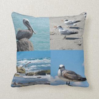Birds of Florida Cushion