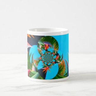 Birds of Paradise Coffee Mugs