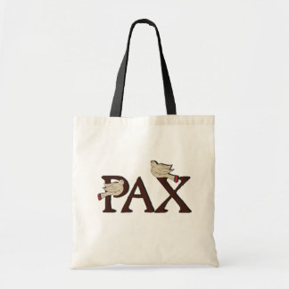 Birds of Pax (Peace) Tote Bag