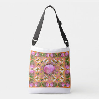 Birds of Peace and Paradise Crossbody Bag