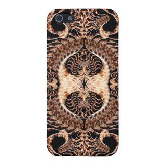 Birds of Prey Mandala iPhone 5/5S Cover
