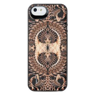 Birds of Prey Mandala iPhone SE/5/5s Battery Case