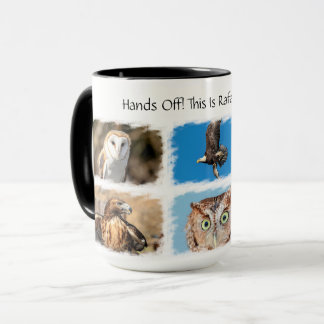 Birds of Prey Mug