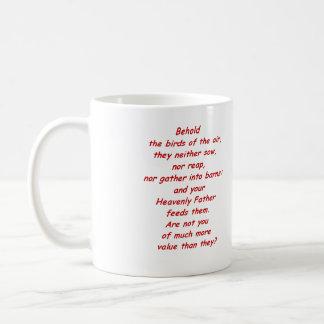 Birds of the Air Coffee Mugs