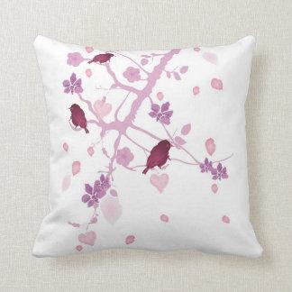 Birds on a tree American MoJo Pillow Throw Cushions