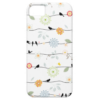 Birds on Vines iPhone 5 Case