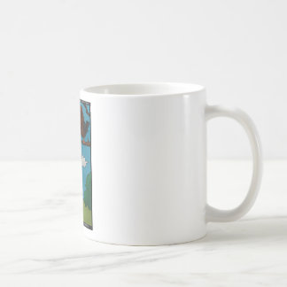 Birds To Worms The Grim Beaker Funny Gifts & Tees Coffee Mug