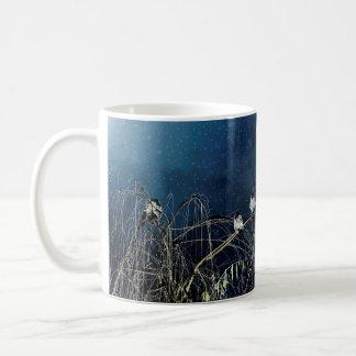 Birds Winter Coffee Mug