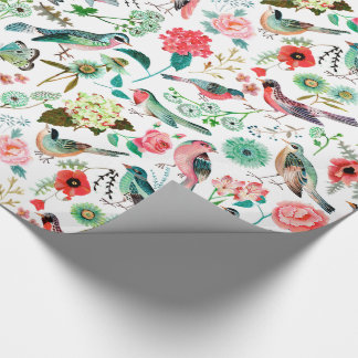 Birds | Wrapping Paper