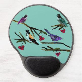 Birdscape Gel Mouse Pad