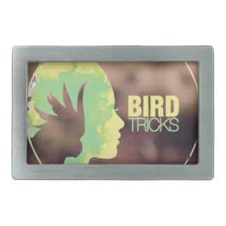 BirdTricks Logo (Moab Edition) Belt Buckle