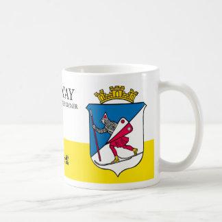 Birkebeiner skiing from Lillehammer Norway Coffee Mug
