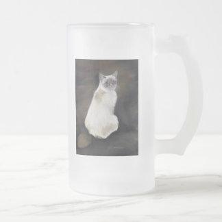 Birman Cat Art Mug
