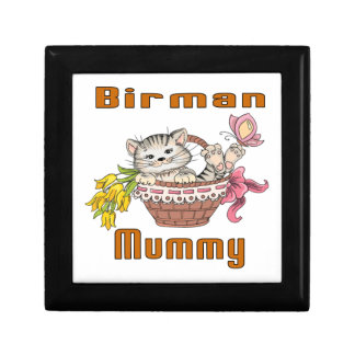 Birman Cat Mom Gift Box