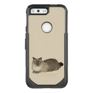 Birman Cat OtterBox Commuter Google Pixel Case