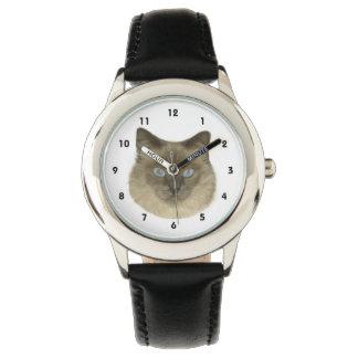 Birman Cat Watches