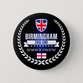 Birmingham 6 Cm Round Badge