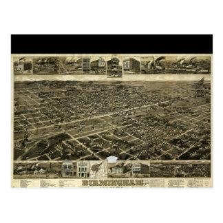 Birmingham Alabama (1885) Postcard