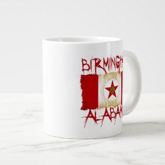 Birmingham, Alabama Jumbo Mug