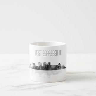 Birmingham Alabama Skyline Espresso Mug