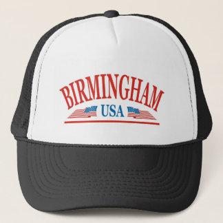 Birmingham Alabama USA Trucker Hat