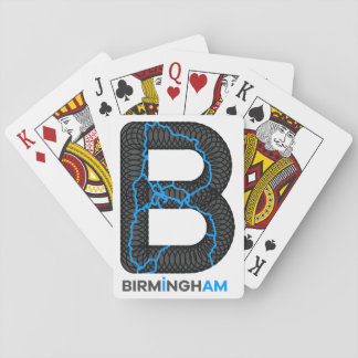 Birmingham Canals Playing Cards