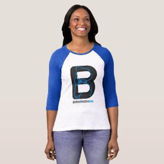 Birmingham Canals Raglan Shirt
