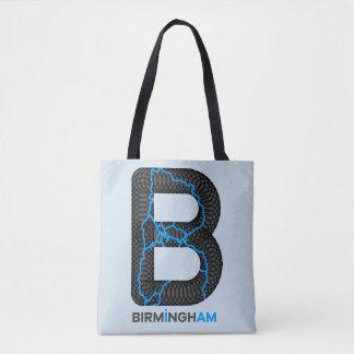 Birmingham Canals Tote Bag